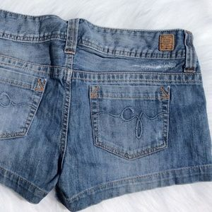 Guess Shorts - Guess Jeans Distressed Shorts Women's 29